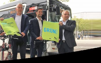 Wolfsburg: Der Grüne Faden