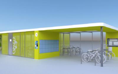 Kommunales Mobilitätsmanagement – Mobilitätsstation