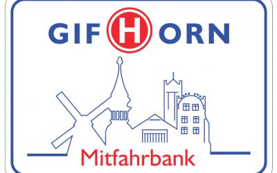 Mitfahrbänke in den Ortsteilen der Stadt Gifhorn