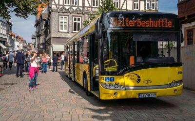 Welterbeshuttle Goslar